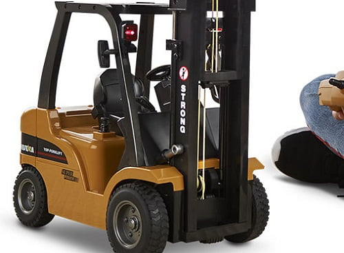 Working RC Forklift 1