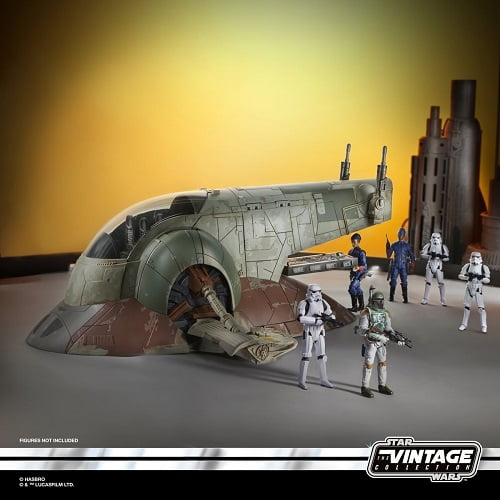 Star Wars Boba Fett's Slave I Vehicle