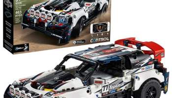 LEGO-Top-Gear-Rally-Car