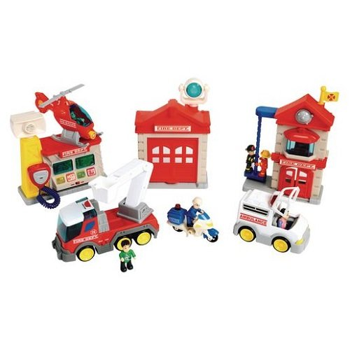 Transportation Play Sets 1