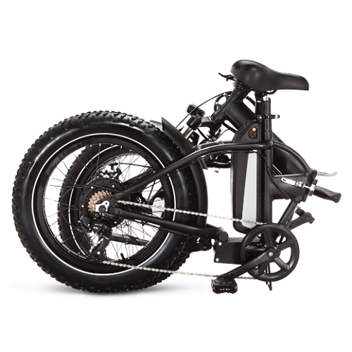 Folding All Terrain Electric Bike1