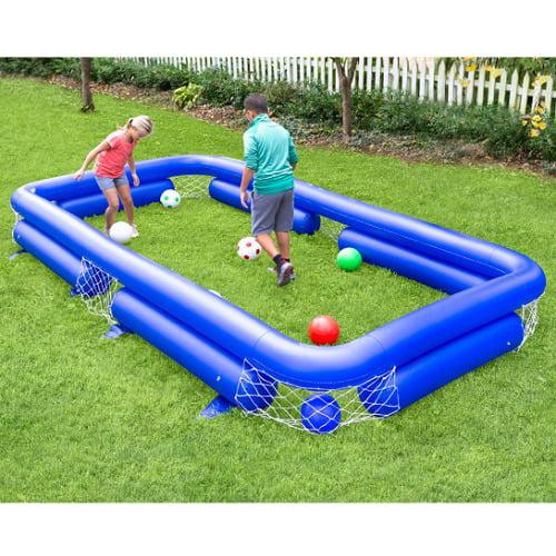 Inflatable Backyard Billiards Game1