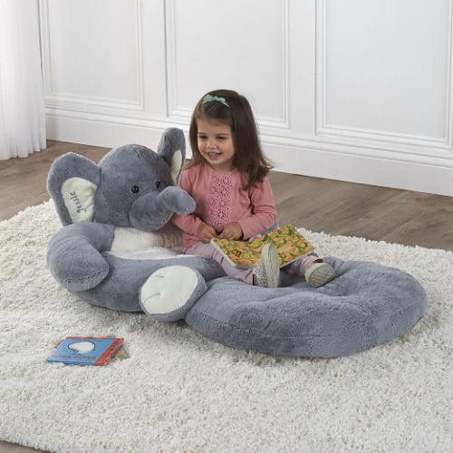 Animated Singing Elephant Chair