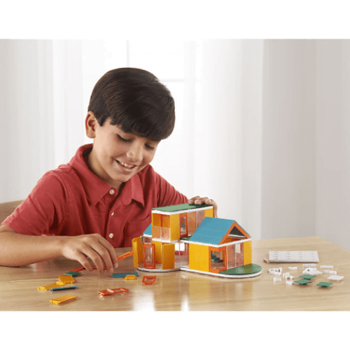 Young Architect's 160 Piece Building Set