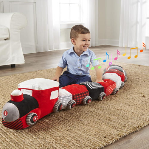 Musical-Plush-Train