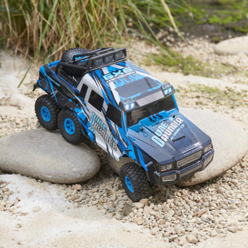 RC 6 x 6 Off Road Racer