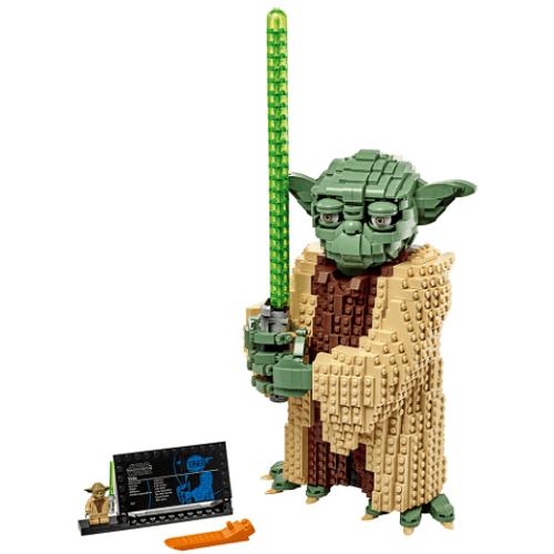 LEGO-Star-Wars-Yoda-Set
