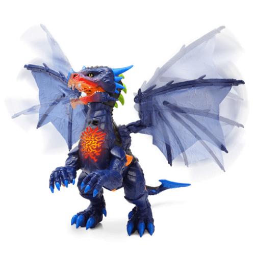 Responsive-Animated-Dragon