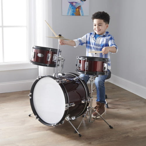 Complete-Junior-Drum-Set