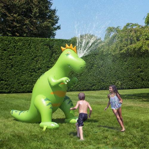 7' Sprinklesaurus