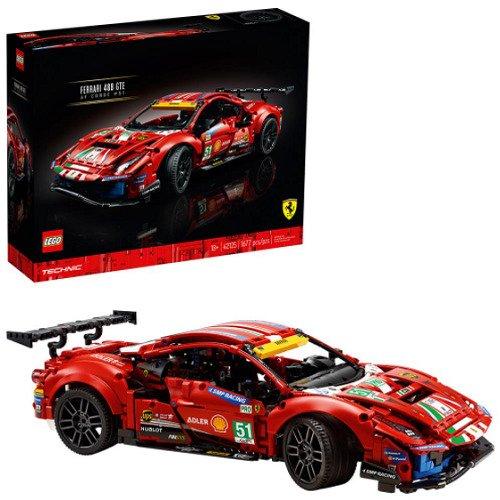 LEGO Technic Ferrari 488 GTE1