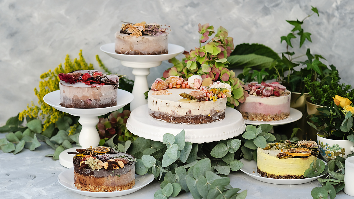 Why vegan cakes are the best thing for your health in 2019