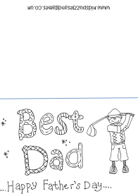 Fathers Day Kids Puzzles And Games