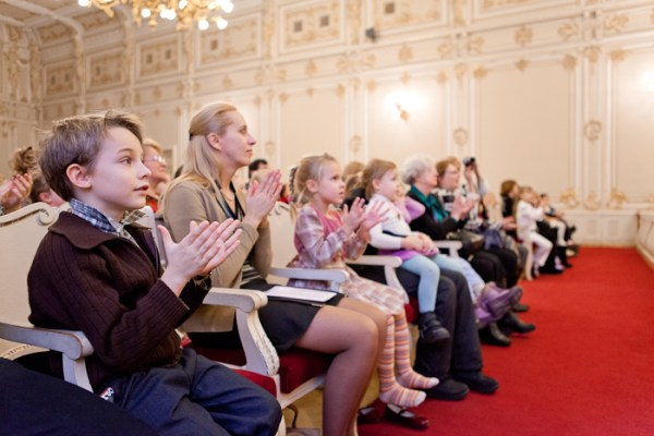 Малый зал Филармонии (Санкт-Петербург), фото   KidsReview.ru