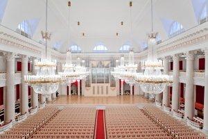 Большой зал Филармонии СПб, Санкт-Петербургская Филармония ...