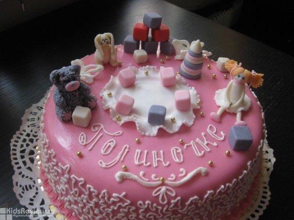 quotМир сластёныquot детские торты на заказ СПб KidsReviewru