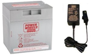 Electric Cars For Kids - Power Wheels Replacement Battery