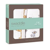 aden+anais Classic Swaddle cloth diapers, pack of 2