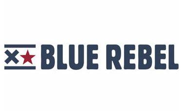 Blue Rebel logo