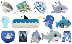haaien items kids