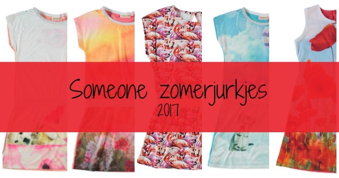 Someone zomerjurk 2017