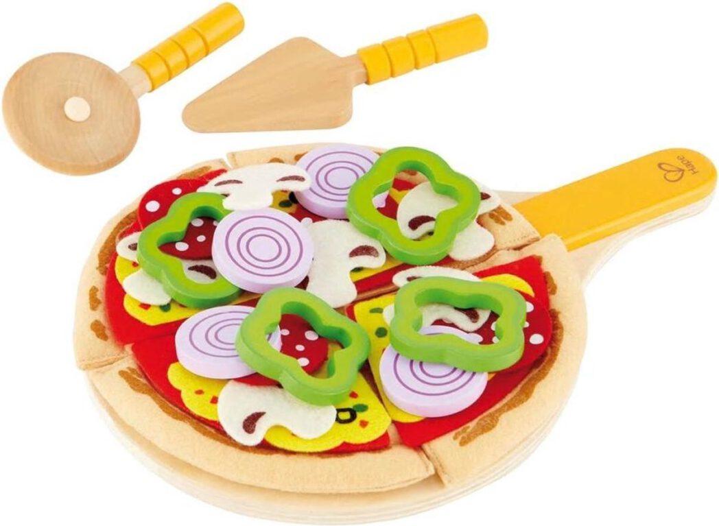 Hape speelpizza