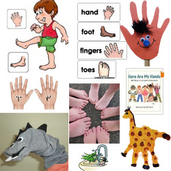 Doing crafts with your kids can help develop their coordination, improve visual processing abilities, hone fine motor skills in the smallest kids, and allow children of all ages to express themselv. Hands And Feet Activities Crafts Rhymes And Books Kidssoup
