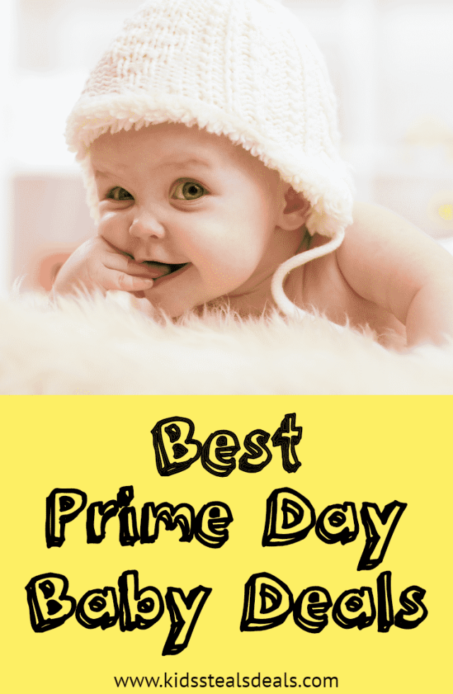 Best Prime Day Baby Deals 2018