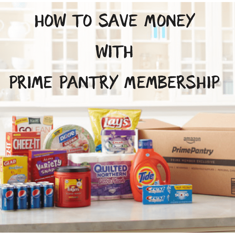 Prime Pantry fans! Check out the new Prime Pantry Membership and see how it can save you money on your groceries! #saving #money #budgeting #grocerysavings #savingsideas