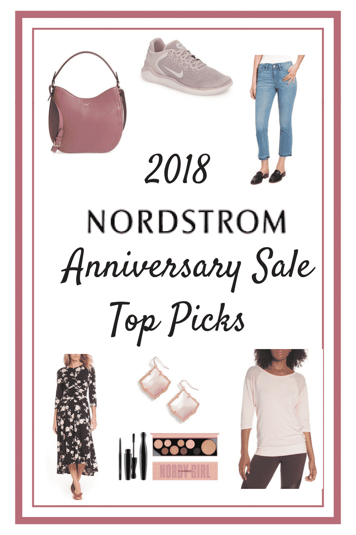 2018 Nordstrom Anniversary Sale Top Picks. Included are Anniversary Sale picks for Women, Kids, Home & Men. Shop early! #Nordstrom #AnniversarySale #NordstromAnniversarySale #2018AnniversarySale #Whattobuy #fallfashion #kidsstyle #momstyle #styletip