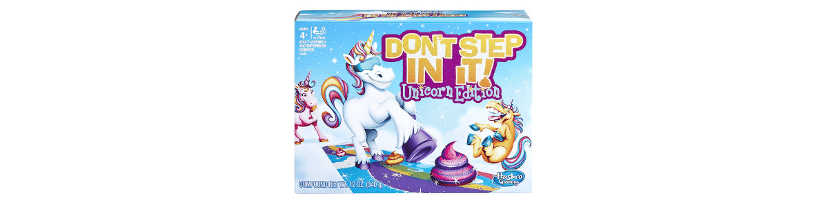 Where to find Don't Step In It Unicorn Edition in stock
