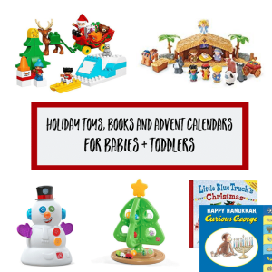 Popular Holiday Toys for Toddlers like Step2 My First Snowman Step2 My First Christmas Tree and Step2 My First Gingerbread House