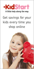 Savings for your children when you shop online