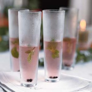 Pepper berry cocktail