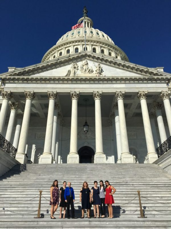 Youth Lobby Days on Capitol Hill 2017 | Kids v Cancer
