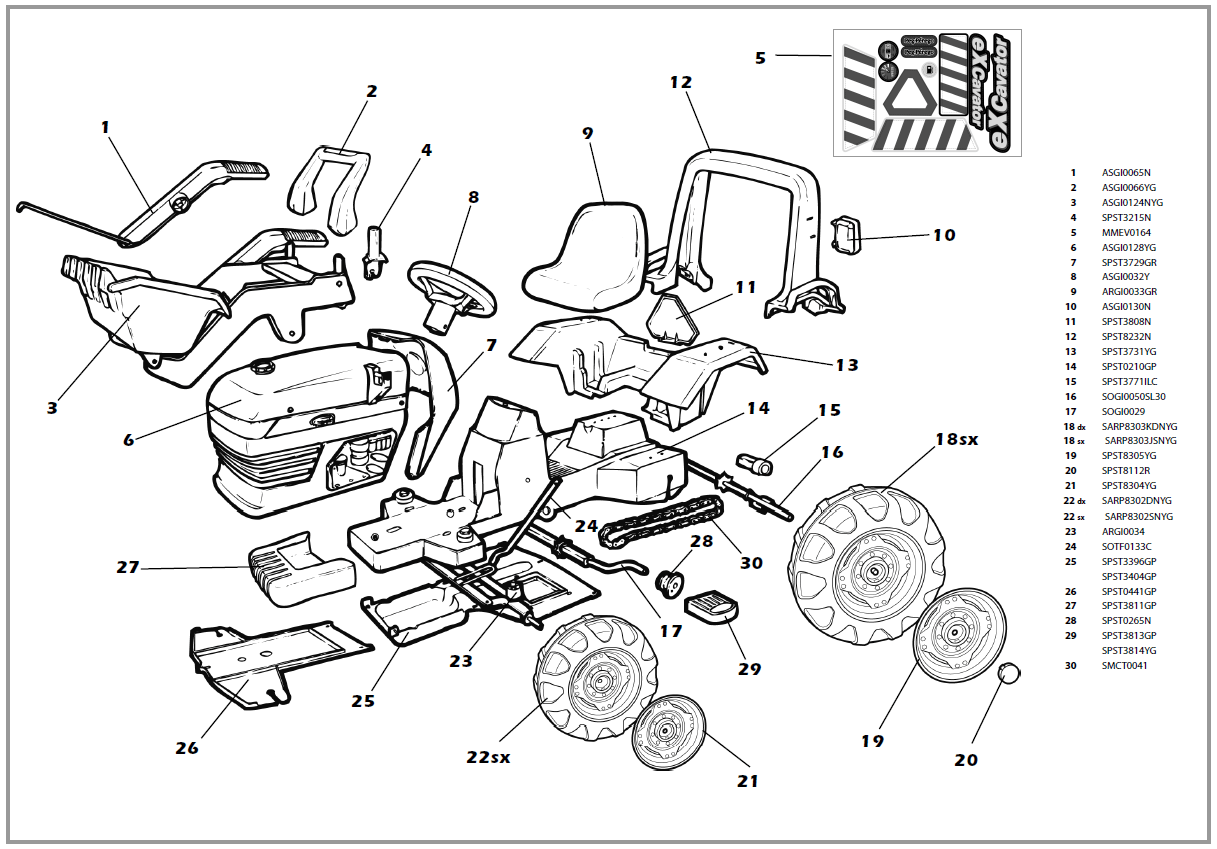 Auto Body Parts Exterior Auto Body Parts Diagram