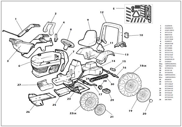 Interior Car Body Parts Names