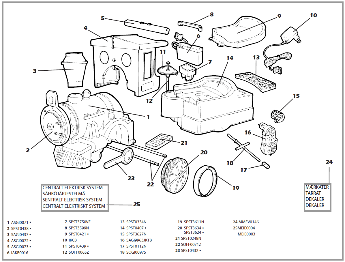 Car Engine Diagram For Kids