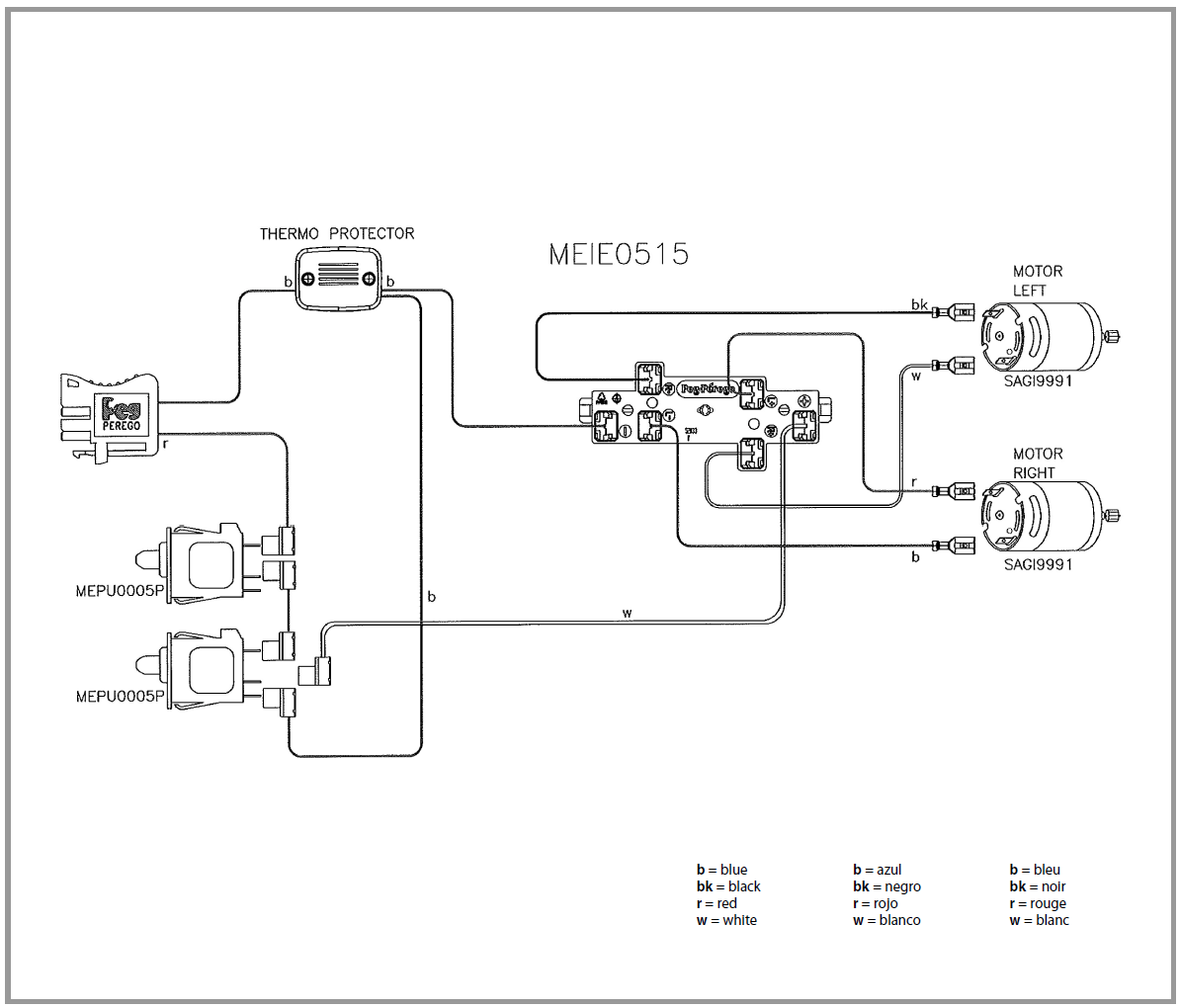 E450 Wiring Diagram