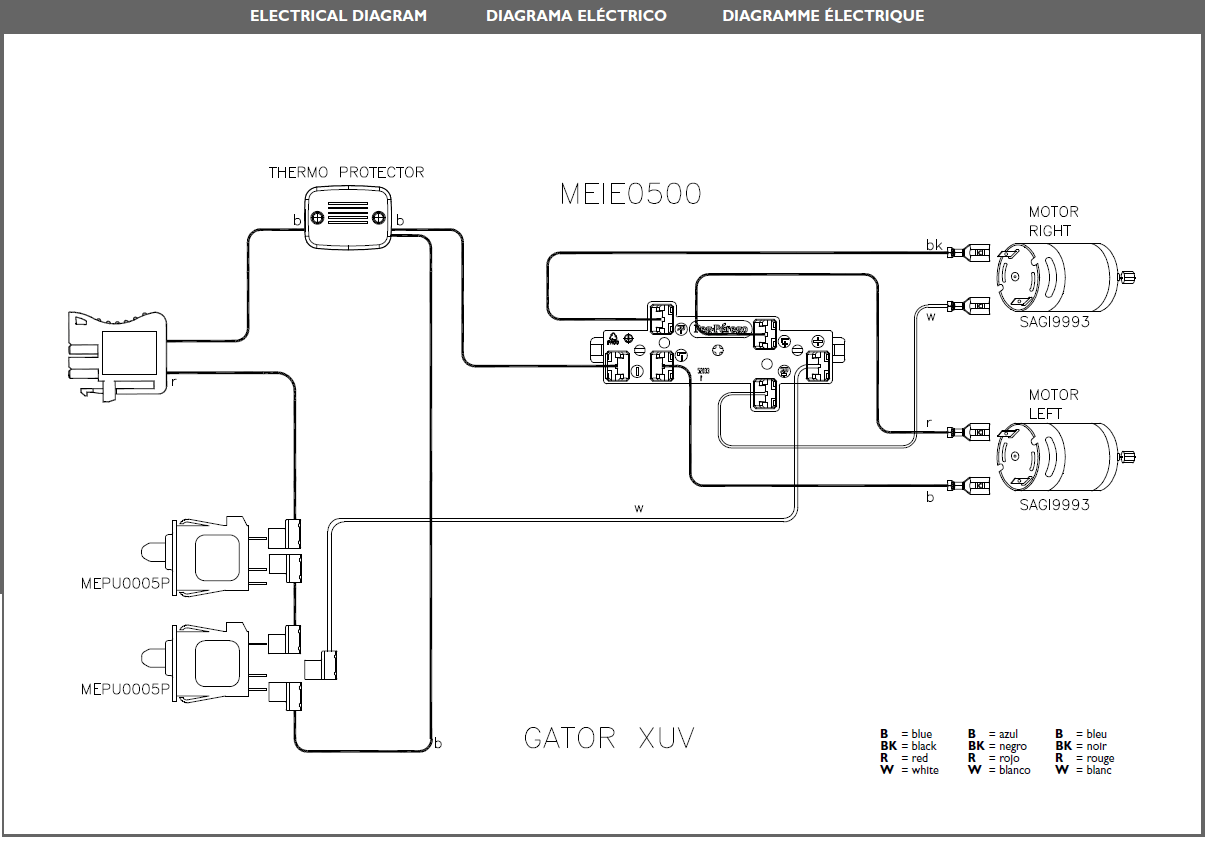 Terrific Deere Gator 6x4 Wiring Diagram Contemporary Schematic – John Deere L130 Wiring Diagram