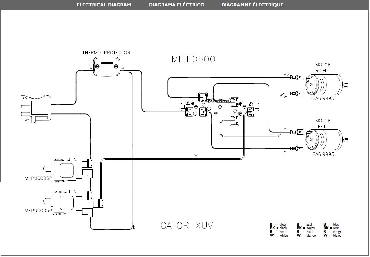 gator xuv 620i wiring diagram tx wiring diagram