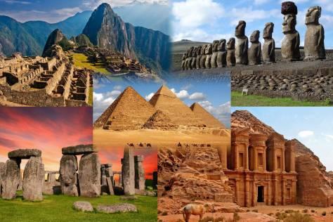 Historic Landmarks Around The World