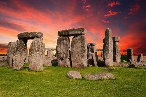 Stonehenge, Salisbury, UK