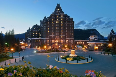 The Banff Springs Hotel, Canada