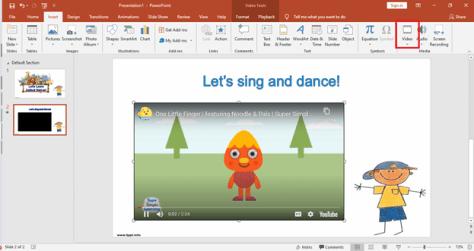 PowerPoint design screenshot