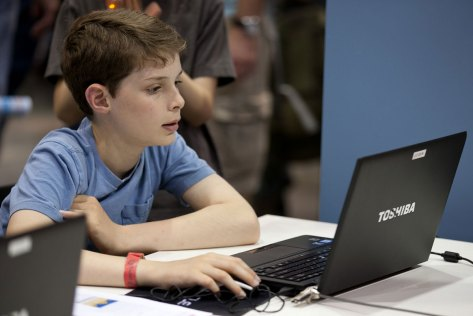 Online Learning Kid