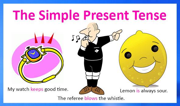 Laugh Verb Present Tense