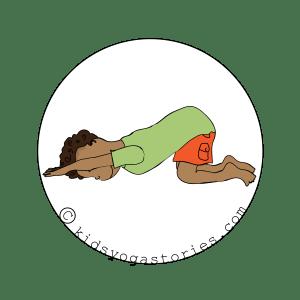 Puppy Pose | Kids Yoga Stories