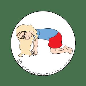 Table Top Pose | Kids Yoga Stories