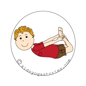Bow Pose for Kids | Kids Yoga Stories